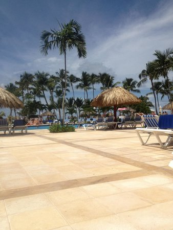 Grand Bahia Principe La Romana : The pool