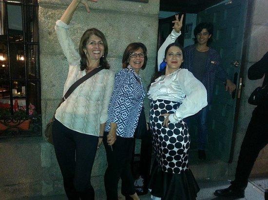 La Taberna de Mister Pinkleton: Show Flamenco