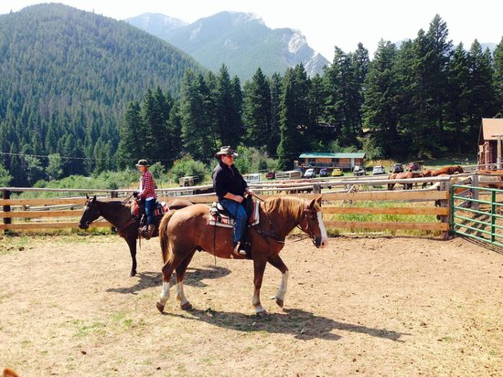 63 Ranch: Getting saddled up