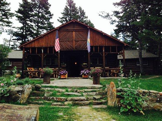 63 Ranch: Main Lodge