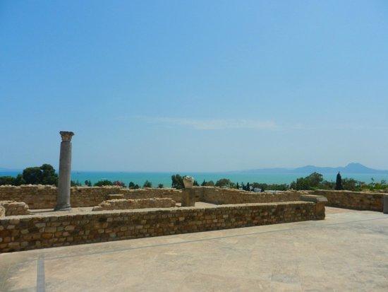 Carthaginian Ruins: terme