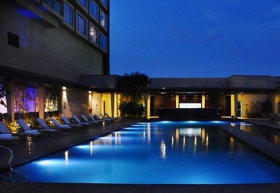 Unwind In Your Private Sanctum In Jw Marriott Bengaluru S Plush Executive Suites Picture Of