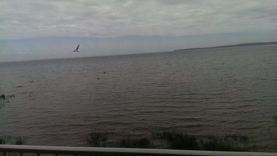 Quality Inn Lakefront: view from our room