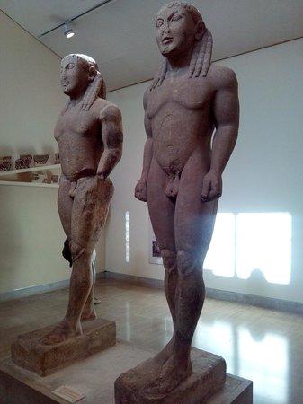 Musée archéologique de Delphes : Museo Delphi