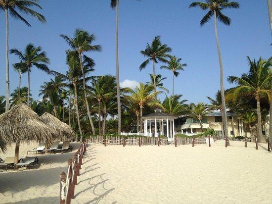 Paradisus Punta Cana Resort : Vista desde Playa
