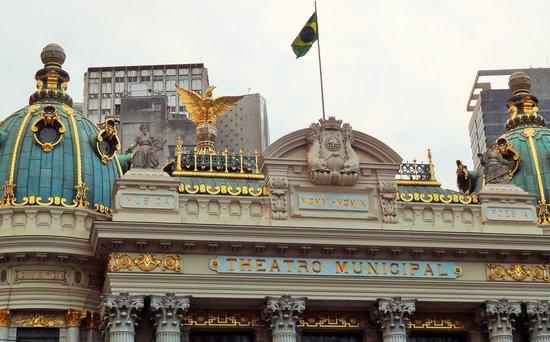 Theatro Municipal do Rio de Janeiro: The Theatro Municipal
