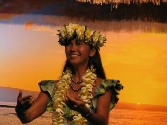 Slack Key Show: Hula Dancer