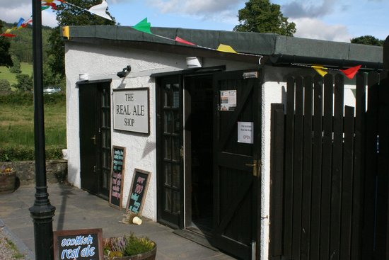 Scottish Real Ale Shop at The Lade Inn