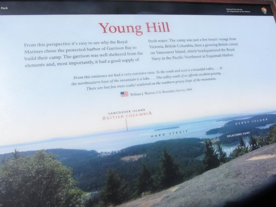 English Camp: Young Hill