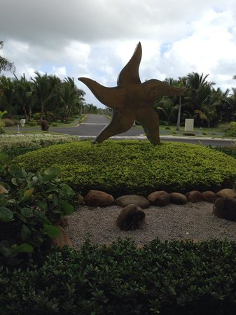 Iberostate Bavaro Golf & Club: The front of the course