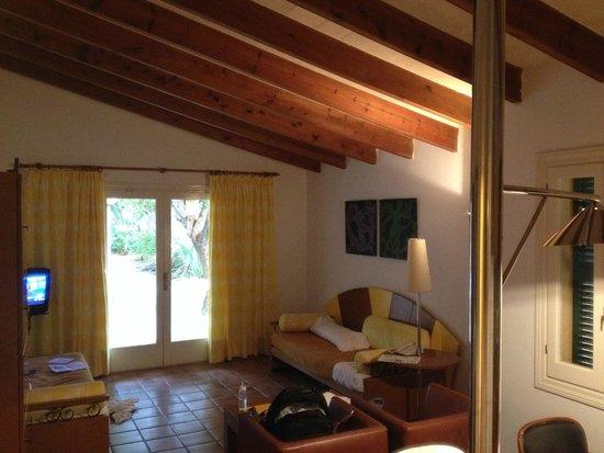 Pueblo Menorquín: Main room