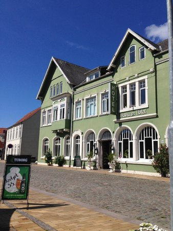 Hostrups Hotel Restaurant