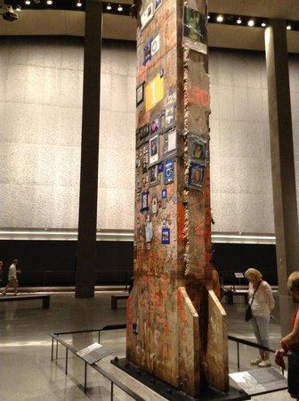 Memorial del 11S: museum 1
