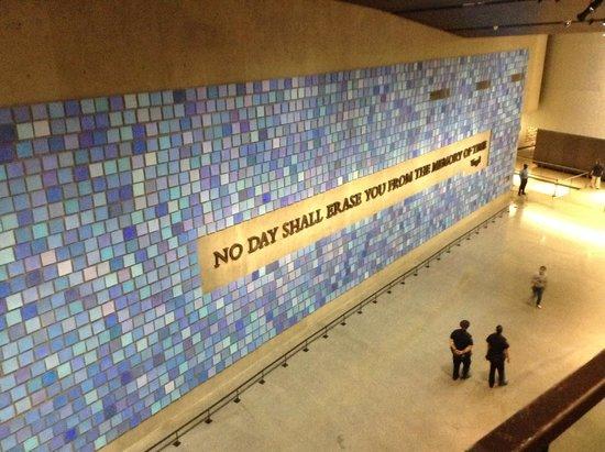 Memorial del 11S: museum 2