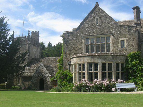 Picturesque Chavenage House