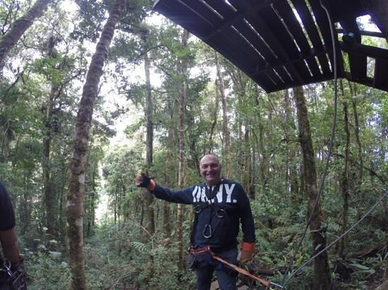 Boquete Tree Trek: #Boris in Panama