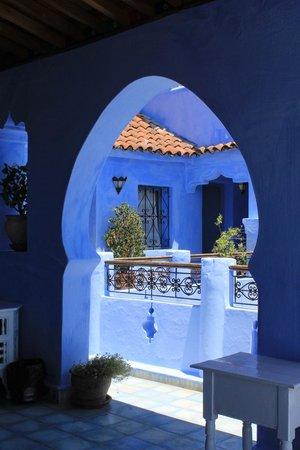 Casa Perleta : terrace