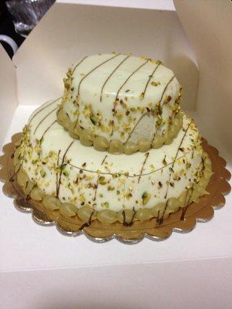 Mondo Gelo Dolce: torta di compleanno