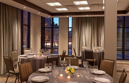The Westin Portland Harborview: Function Room