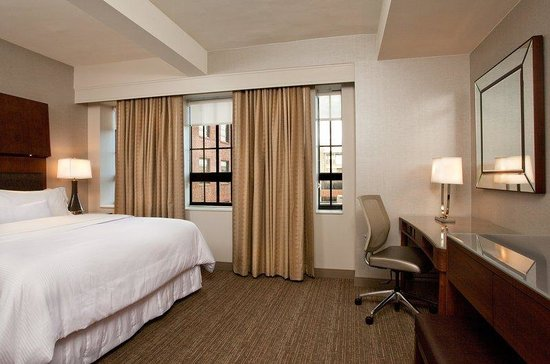 The Westin Portland Harborview: Guest Room