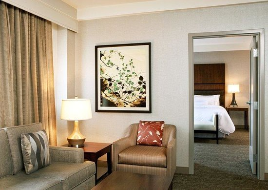 The Westin Portland Harborview: Junior Suite