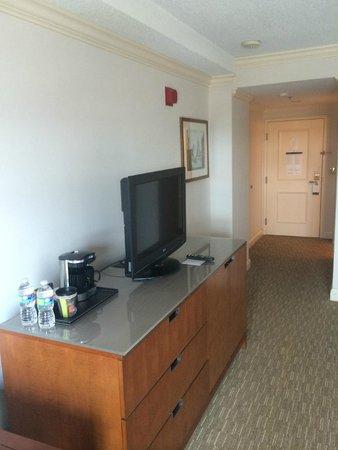Omni Providence Hotel: TV