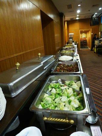 DaTang JinCheng: The buffet of warm dishes
