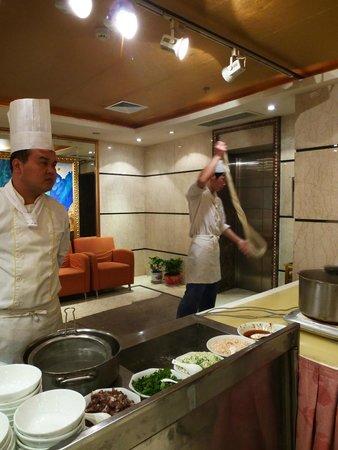 DaTang JinCheng: The homemade noodles