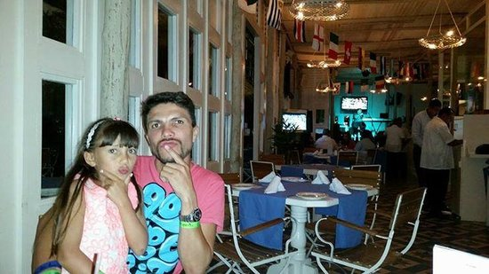 Antillana Restaurante : .