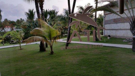 IFA Villas Bavaro Resort & Spa: La vista desde la habitacion