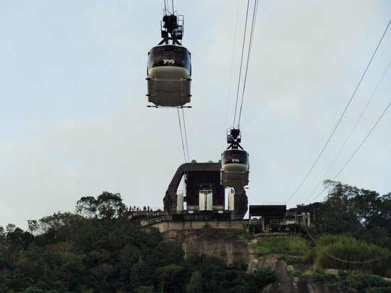 Pain de Sucre : Cable Cars