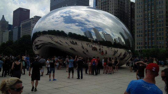 Absolutely Chicago Segway Tours: The Bean