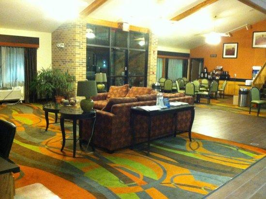 Ramada Platte City Kci Airport: lobby