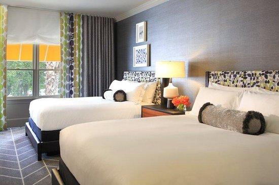 The Kimpton Brice Hotel : Guestroom Double Double