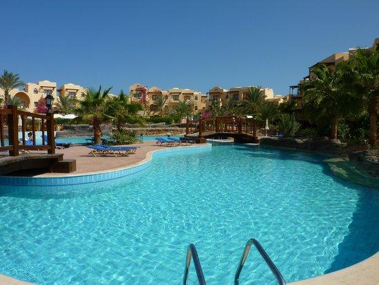 Steigenberger Coraya Beach : Pool
