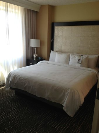Las Vegas Marriott: Very comfortable