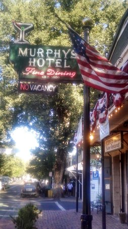 The Murphys Historic Hotel : Murphys Historic Hotel