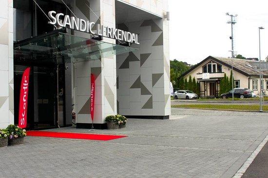 Scandic Lerkendal : Entrance