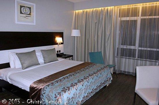 Eka Hotel Nairobi: Zimmer