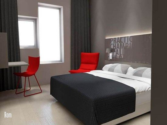 Scandic Lerkendal : Room