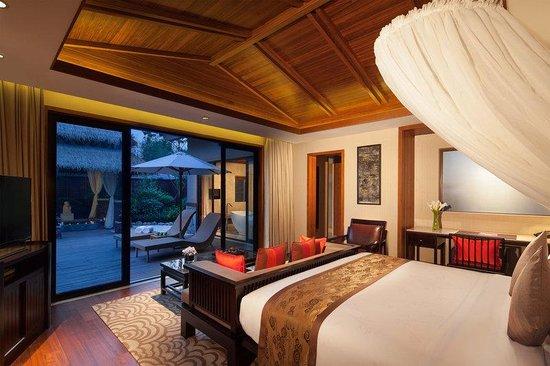 Emei Resort: Deluxe Jacuzzi Villa