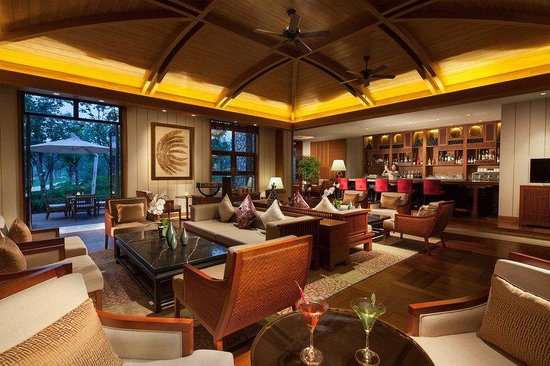 Emei Resort: Xueji Lounge