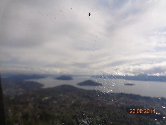Cerro Otto: Vista bella
