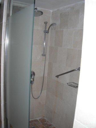 Catalonia Gran Dominicus: Shower on Privilege Room