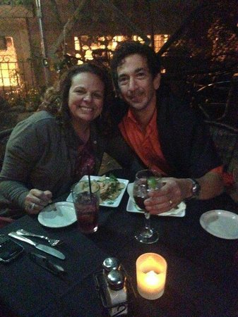 Dinner and drinks at el Gato Azul!