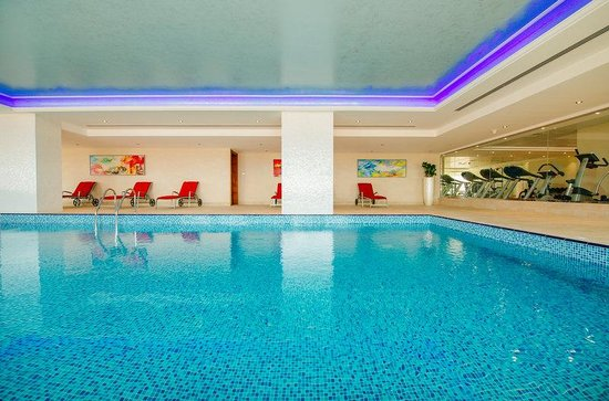Indoor Swimming Pool Gym indoor swimming pool and gym - picture of marjan island resort