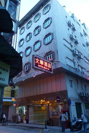 Hotel Man Va
