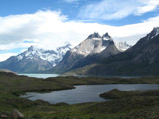 Torres del Paine National Park : Torres del Paine