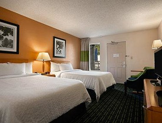 Days Inn Chattanooga/Hamilton Place: Two Double Bed Room