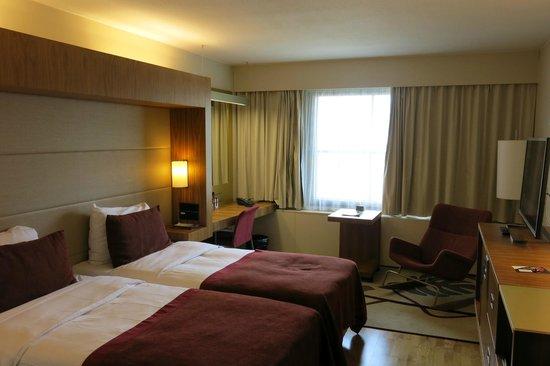 Radisson Blu Royal Hotel, Helsinki: Habitación